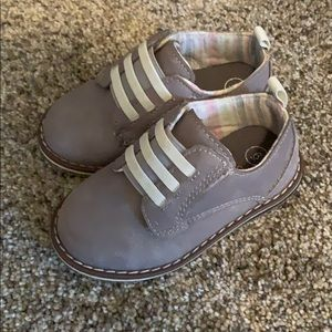 Toddler boy's dress shoes